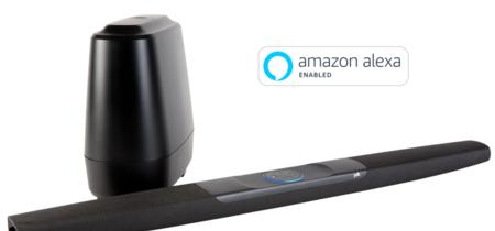 Polk Audio estrena barra de sonido compatible con Alexa