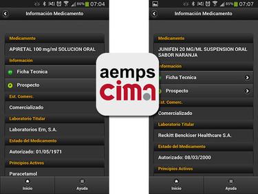 Sanidad lanza una aplicación móvil para que tengamos toda la información sobre los medicamentos