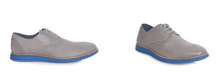 zapatos bicolor springfield