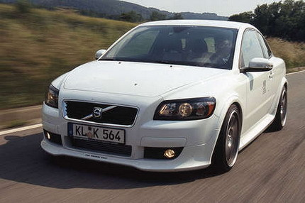 Volvo C30 por MR Sweden Motorsport
