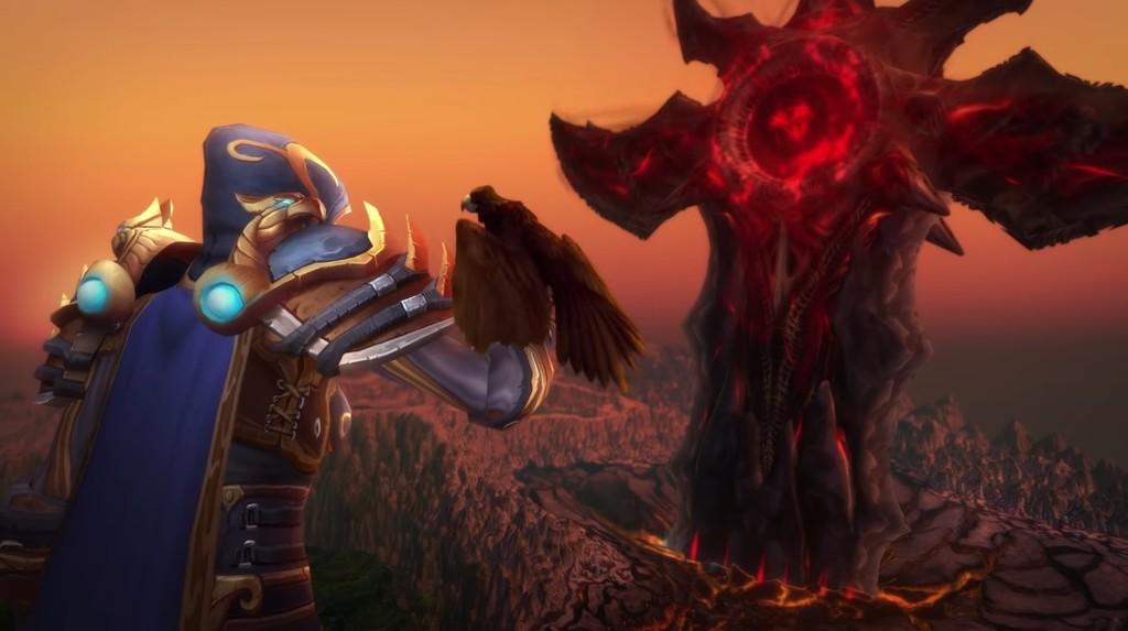 World Of Warcraft Espada Sargeras 02