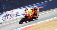 MotoGP Estados Unidos 2013: Marc Márquez da el primer aviso