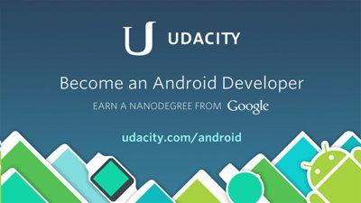 Google lanza cursos de programación Android en Udacity