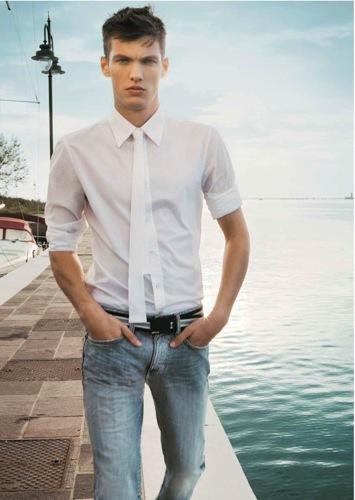 Gas, colección Primavera-Verano 2009, jeans