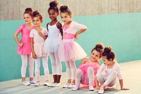 Conjuntos Ballet Niñas