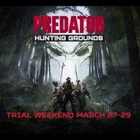 El finde de la semana que viene se podrá jugar gratis a Predator: Hunting Grounds para así ir preparándonos para su lanzamiento
