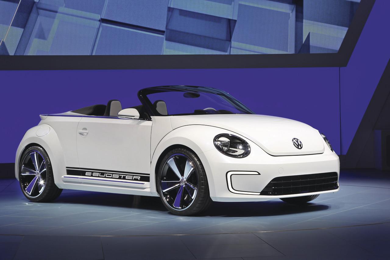 Foto de Volkswagen E-Bugster (4/13)