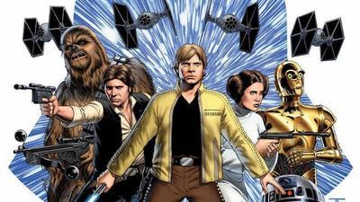 'Star Wars' es el cómic americano más vendido de 2015