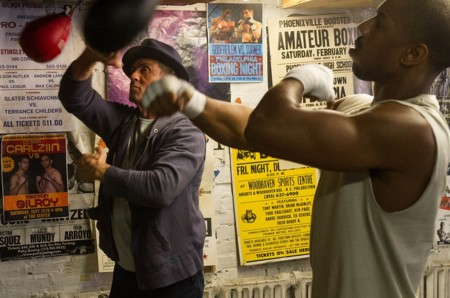 Escena Creed La Leyenda De Rocky