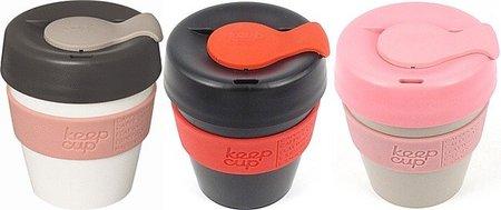 Keepcup, taza para llevar y rellenar