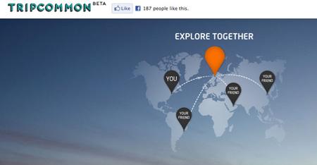 TripCommon: organización de viajes en grupo