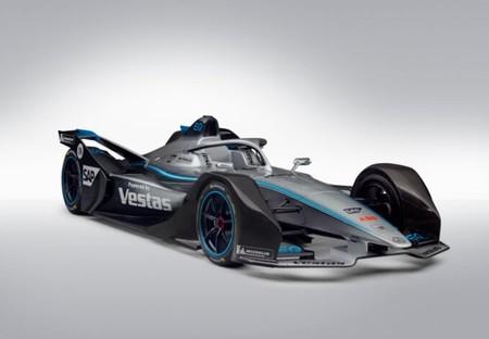 Mercedes Formula E 2020