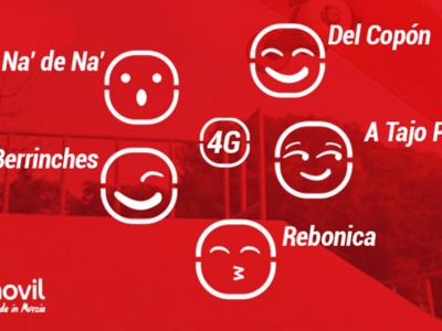redmovil se convierte en la mejor convergente de Murcia, con fibra y 4G incluido