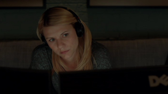 Carrie Mathison Homeland
