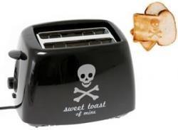 Imprímele una calavera a tus tostadas