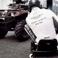 El equipo Aston Martin te enseña la cara más divertida de las 24 Horas de Le Mans