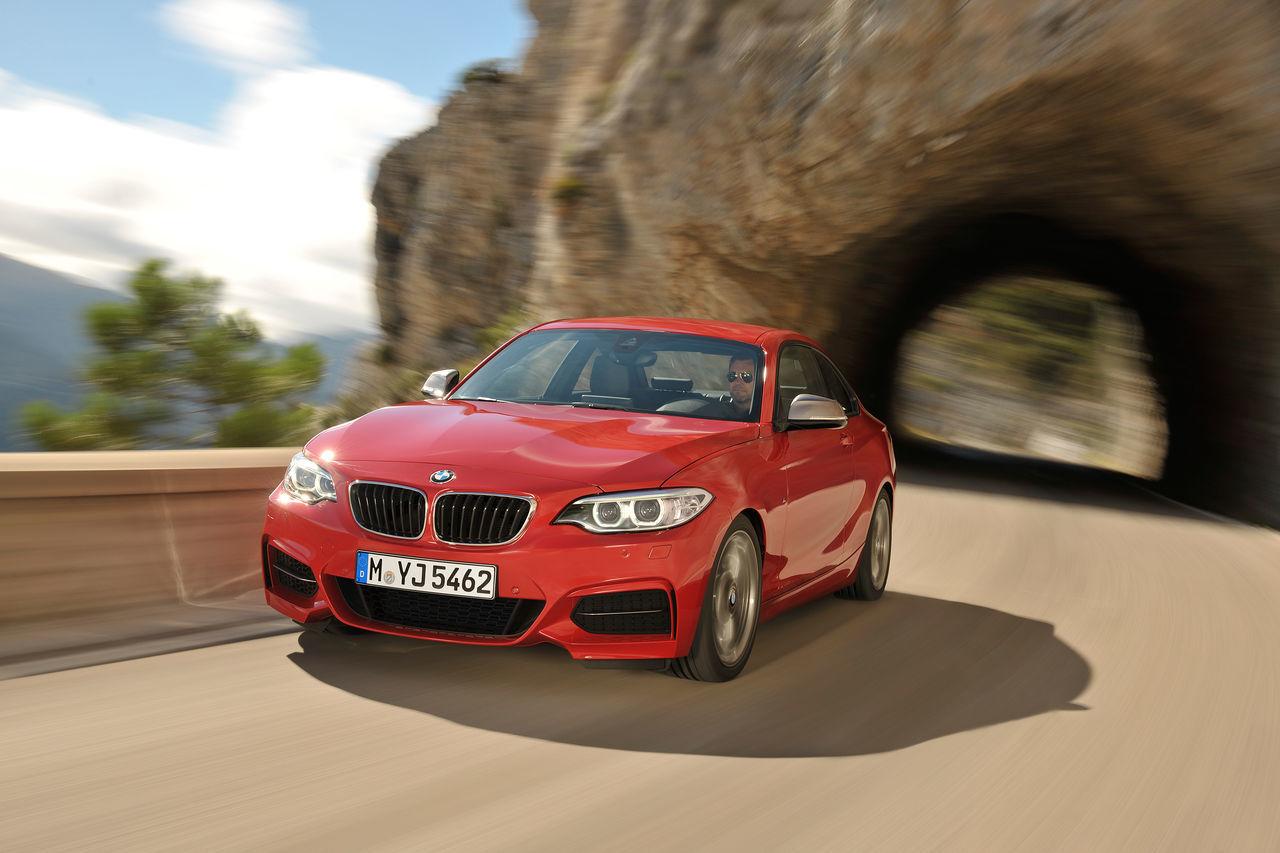 Foto de BMW Serie 2 Coupé (1/55)