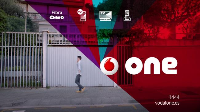 Vodafone se apunta al Black Friday con un 50% de descuento(rebaja) hasta junio(mes del año) de 2017 en sus tarifas One