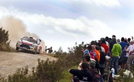 Rally de Portugal 2013: Dani Sordo, fuera de carrera por accidente [Actualizado]