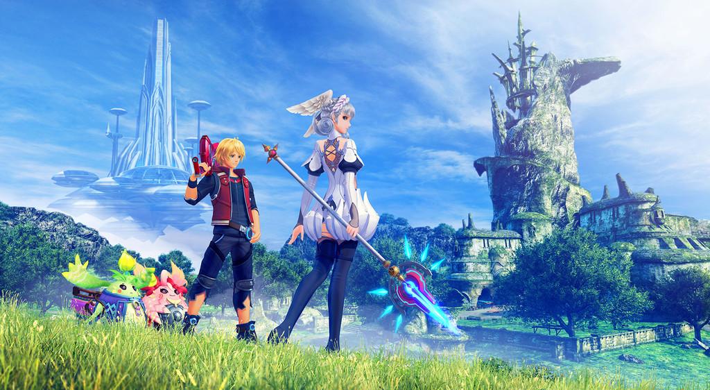 Xenoblade Chronicles: Definitive Edition se lanzará en Nintendo Switch a finales de mayo con un nuevo epílogo
