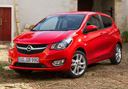 Opel Karl: Estos son sus rivales