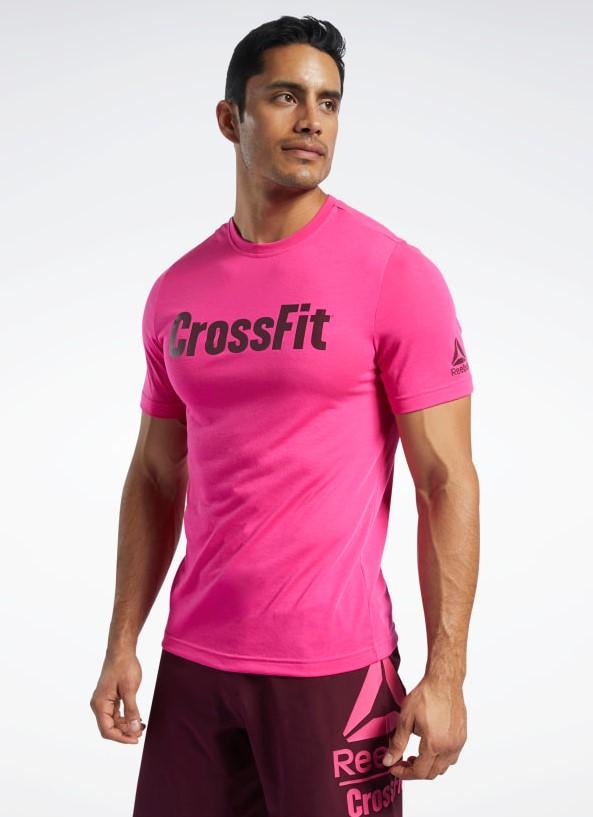 Camiseta Reebok CrossFit® Read
