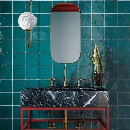 Once lavabos de una piedra y de una pieza; así son los lavabos mas deseados del momento para el cuarto de baño