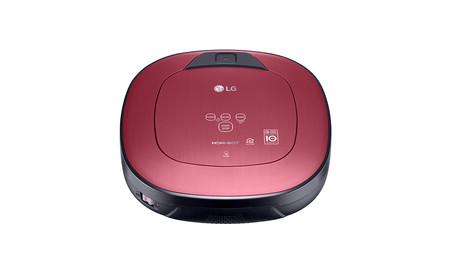 Oferta del día el robot aspirador LG VR9624PR Hombot Turbo Serie 11: Hasta medianoche cuesta 394,99 euros en Amazon