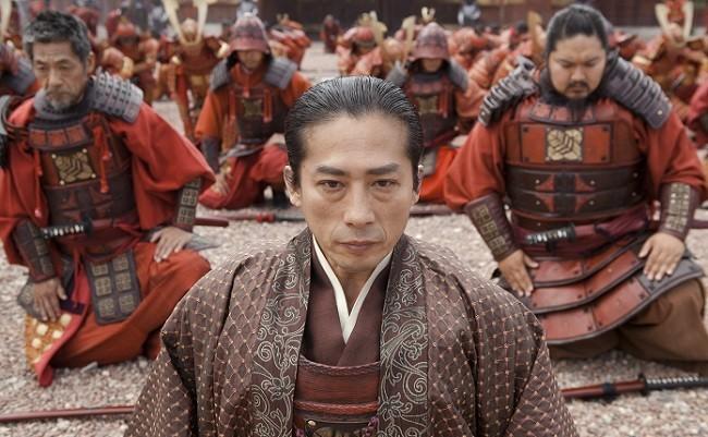 Imagen de la película 'La leyenda del samurái: 47 Ronin'