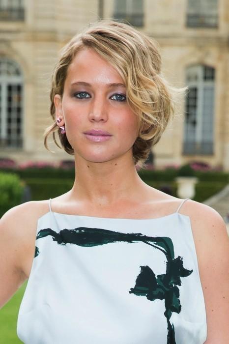 Jennifer Lawrence, ¿no se te ha ido la mano con el autobronceador?