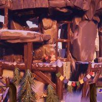 Así de alucinante se vería Ice Climber si emplease el motor gráfico Unreal Engine 4