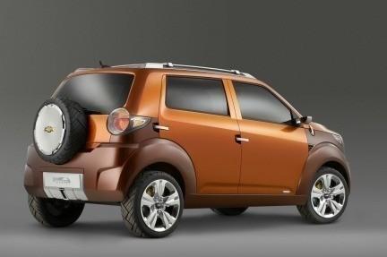 Un SUV basado en el Corsa para Opel y Chevrolet