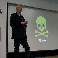 Según un investigador, Spotify usaba archivos MP3 de The Pirate Bay en sus inicios