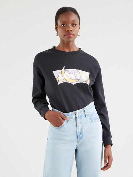 Standard Graphic Crew Neck Sweatshirt