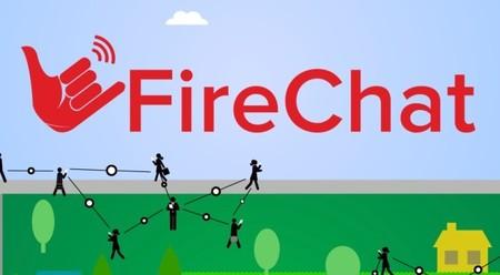 FireChat, chatear sin conexión a Internet