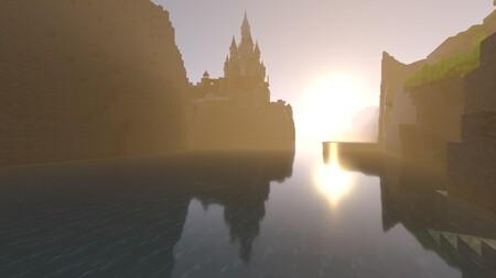 El mundo de Hyrule antes del cataclismo que sufrió en Zelda: Breath of the Wild es recreado en Minecraft con un resultado formidable