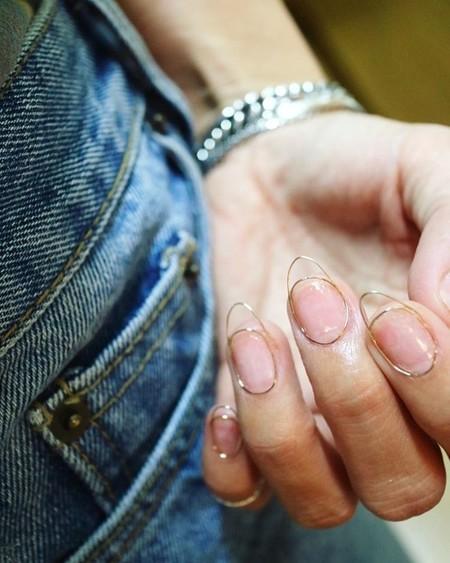 Wire work nail, la delicada tendencia que inunda las redes sociales