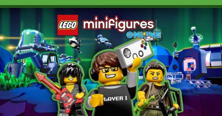 Lego Minifigures Online sale de la beta