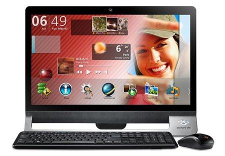 Packard Bell renueva sus ordenadores todo en uno PB OneTwo
