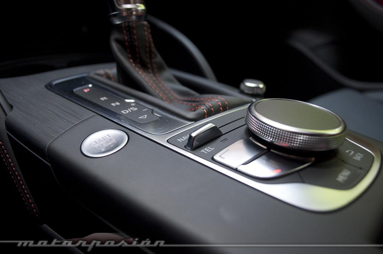 Foto de Audi A3 presentación (8/39)