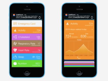 Healthbook, prueba cómo sería la aplicación según los datos que se rumorean