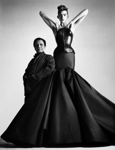 Azzedine Alaïa reabre el Palais Galliera, el museo de la moda de París, con una retrospectiva
