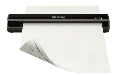 Epson presenta su escáner portátil profesional WorkForce DS-30