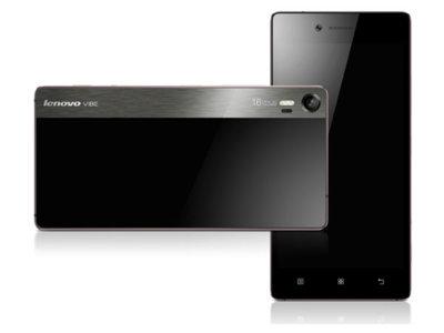 Lenovo Vibe Shot, el móvil-cámara de Lenovo, apunta maneras con un segundo modelo más comedido