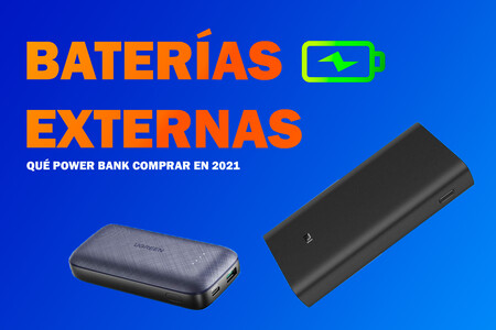 Qué batería externa comprar (2021): 10 power banks para recargar la batería del iPhone o iPad