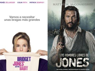 Estrenos de cine | Bridget Jones vuelve embarazada entre hombres libres