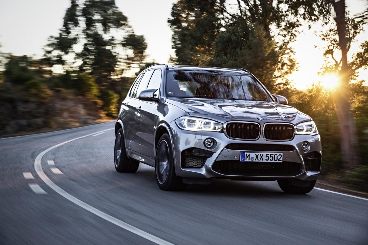 Foto de BMW X5 M y X6 M (2015) (17/22)