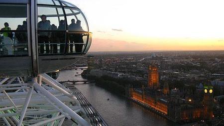 El London Eye cumple 10 años