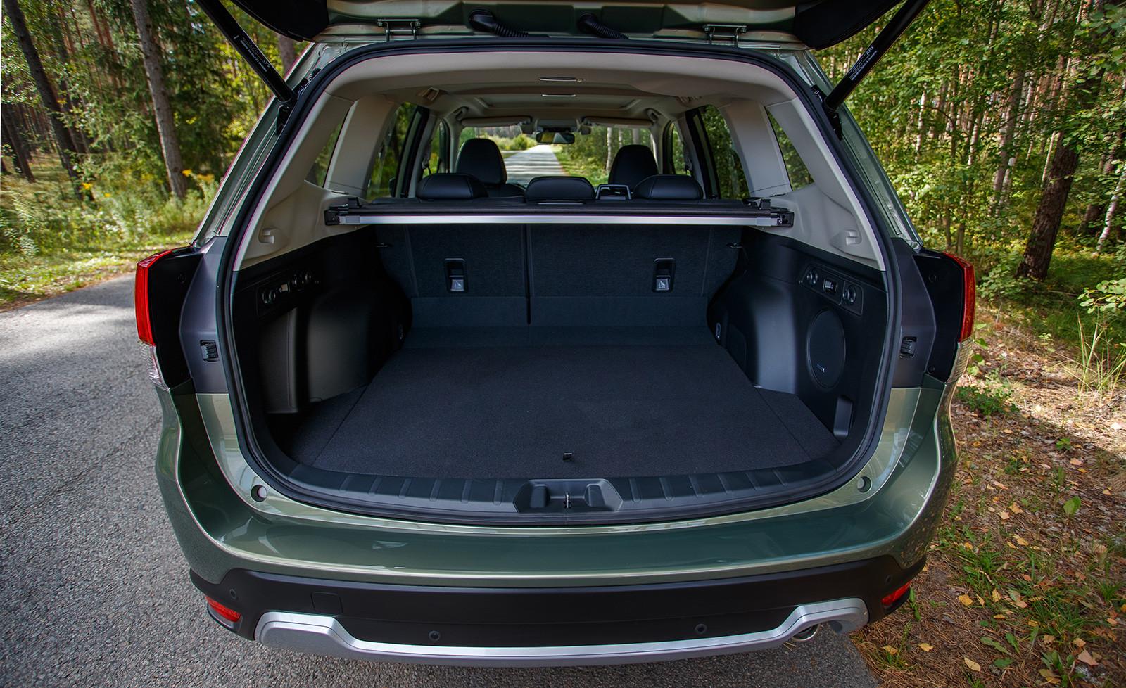 Foto de Subaru Forester Eco Hybrid 2020 (19/22)