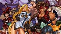 Ración de artworks sobre juegos de lucha